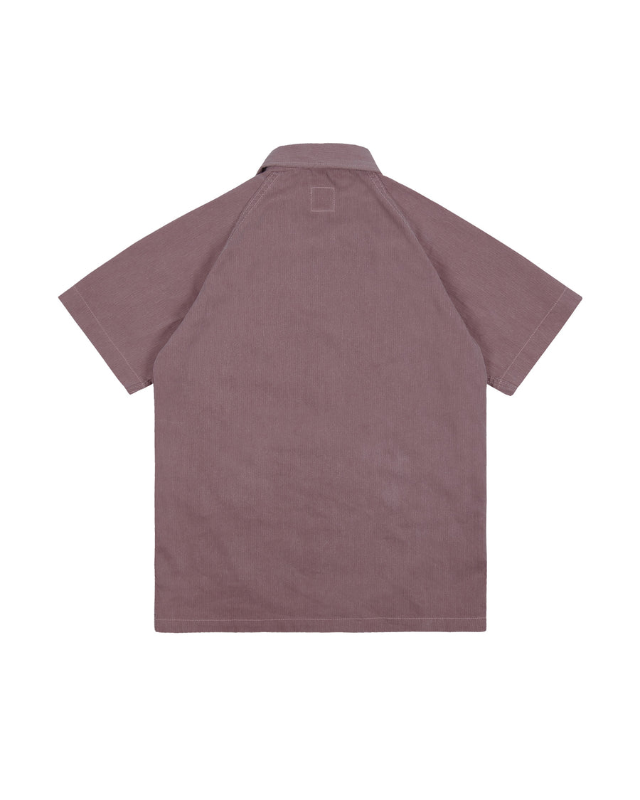 FATTY FATIGUE SHIRT SLEEVE BRICK S/S 20