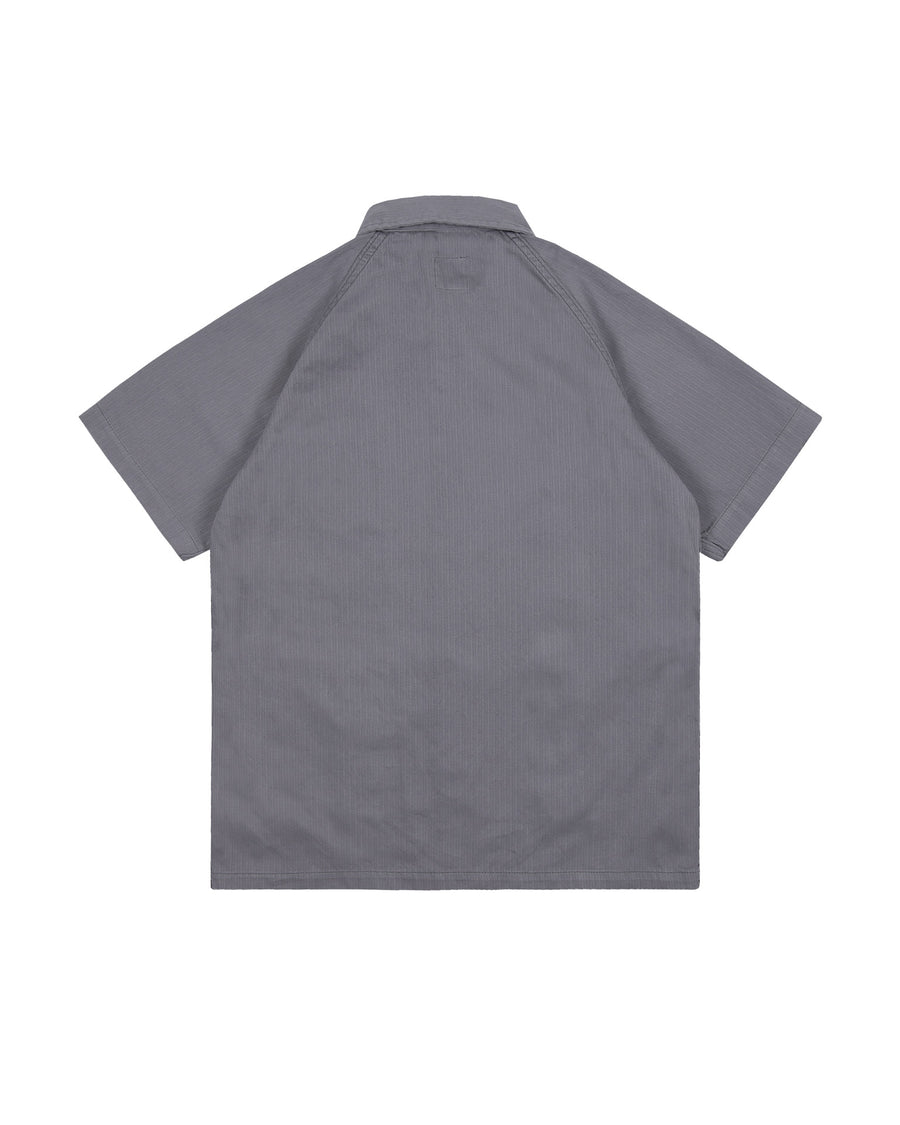 FATTY FATIGUE SHIRT SLEEVE SILVER S/S 20