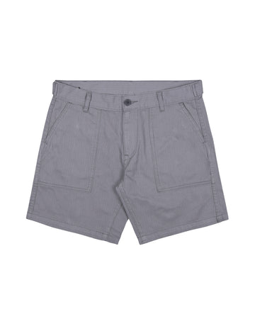 FATTY FATIGUE SHORTS SILVER S/S 20