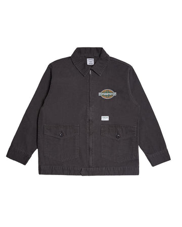 HERER WORK JACKET CHARCOAL S/S 19