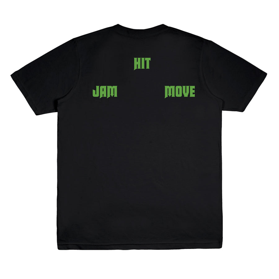 HIT MOVE JAM BLACK F/W 19