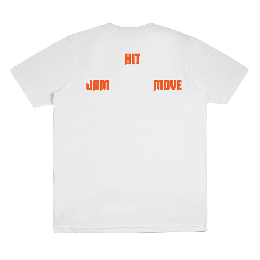 HIT MOVE JAM WHITE F/W 19