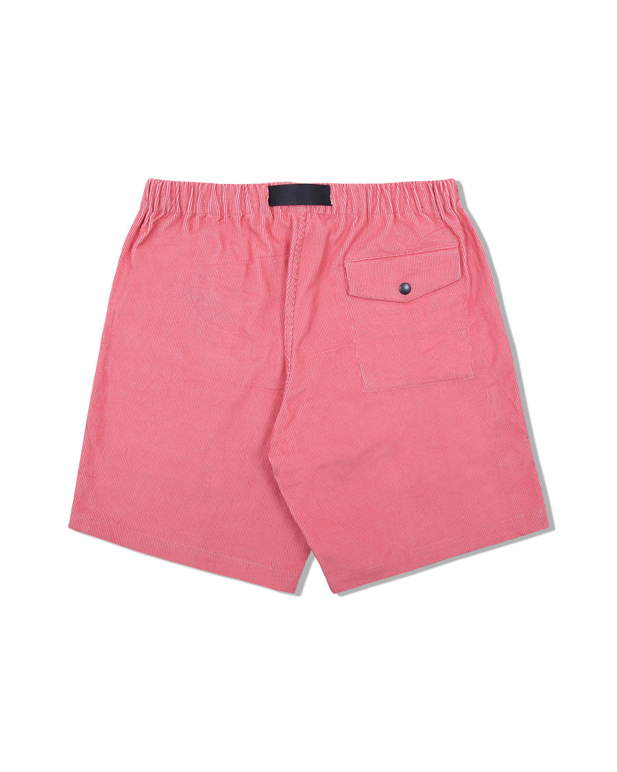STARBUD BELTED SHORTS SALMON CORDUROY S/S 20