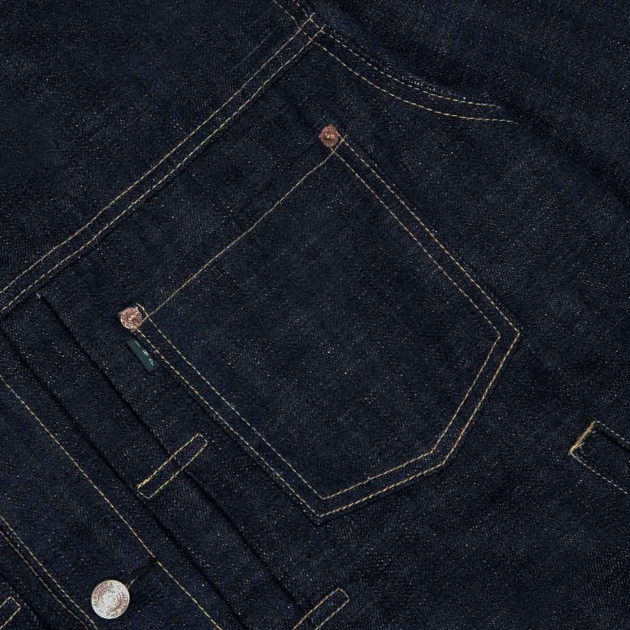 SUPER SKUNK DARK INDIGO SELVEDGE APPLE F/W 19