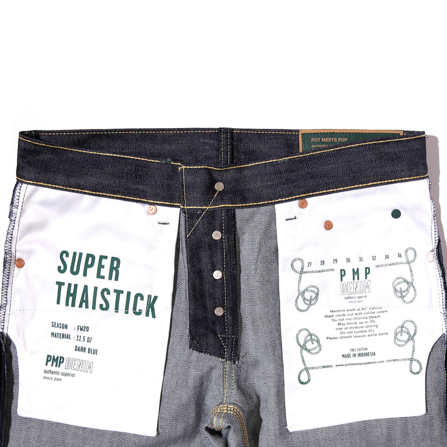 SUPER THAISTICK DARK BLUE S/S 20