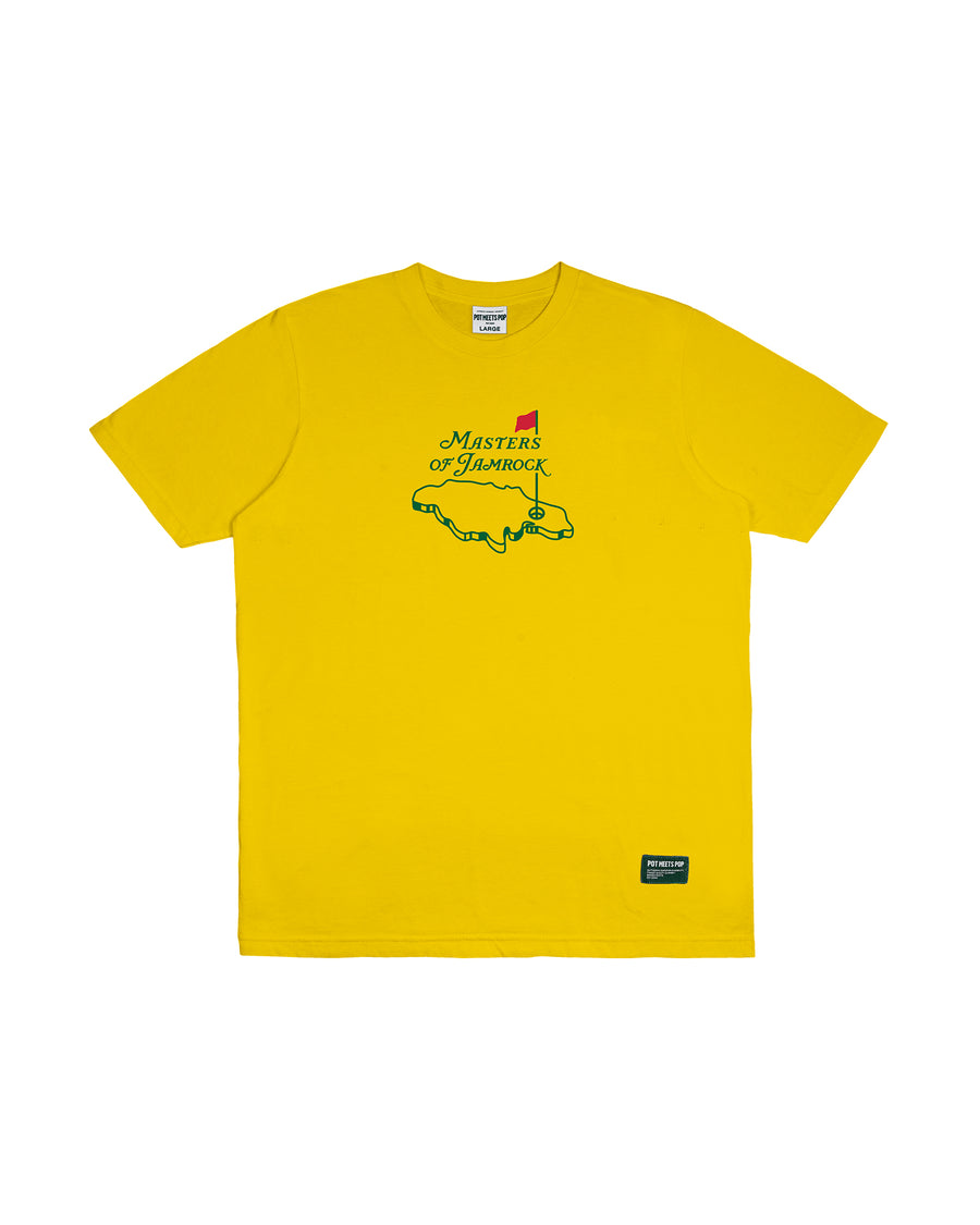 MASTER OF JAMROCK YELLOW F/W 18