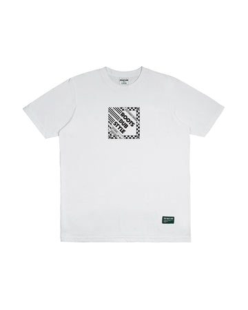 ROOTS DUB STYLE TEE WHITE F/W 18