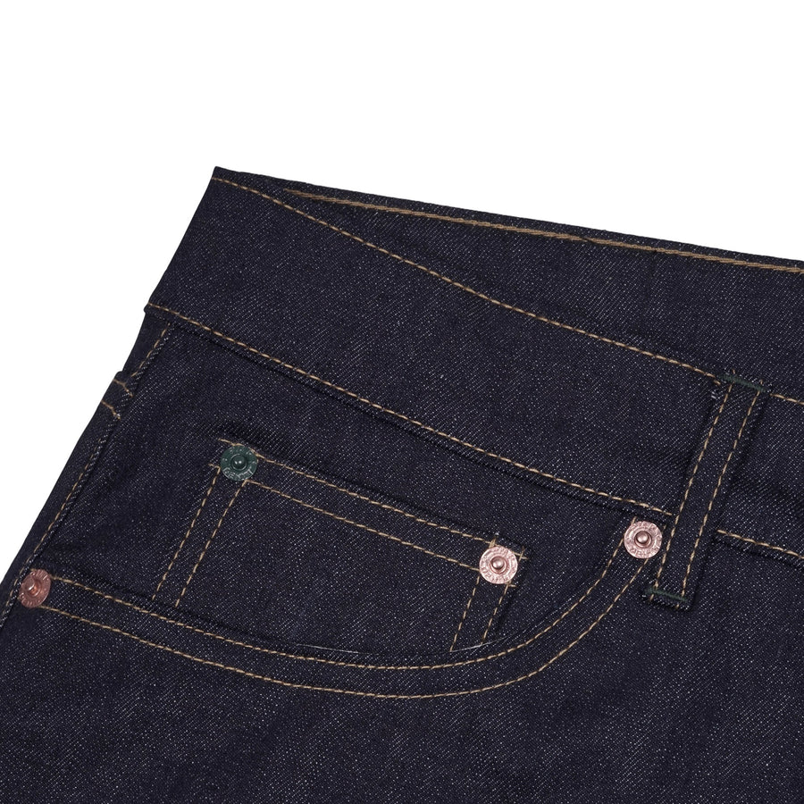 AFGHANI DARK INDIGO STRETCH S/S 19