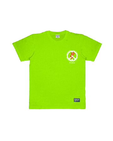 PEACE DEPARTEMENT TEE LIME GREEN