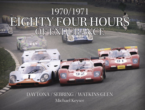 Daytona Race Book Michael Keyser