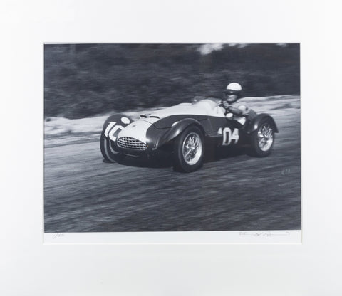 Bandini, Dolf Vilardi, Thompson 1955 - Original Tom Burnside Photographic Print