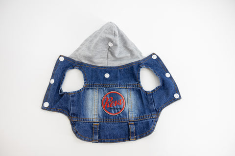 Revs Institute Dog Denim Jacket