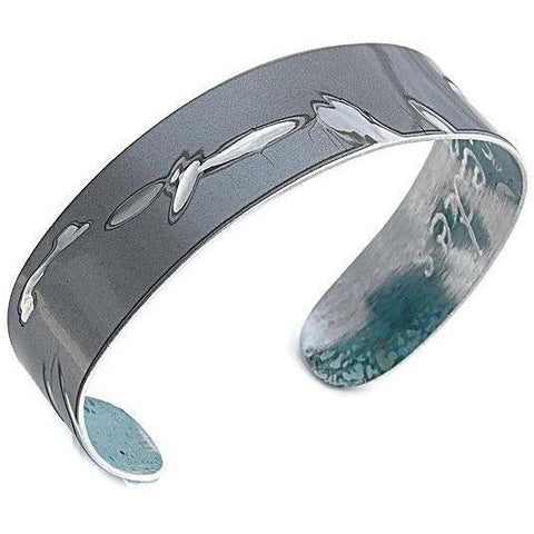 Mercedes SLS Raw Cuff Bracelet  by CRASH Jewelry