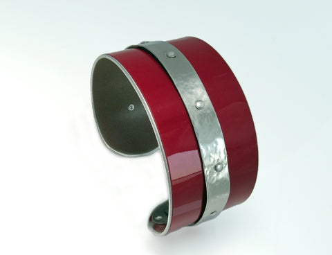 Mercedes-Benz S Class Cuff by CRASH Jewelry