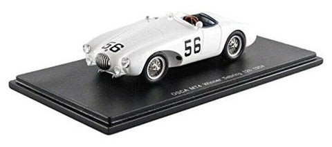 Osca MT4 Winner Sebring 12h 1954 - Moss-Lloyd #56 Model 1:43