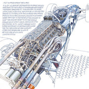 Note Card - 1967 Gurney Eagle Weslake