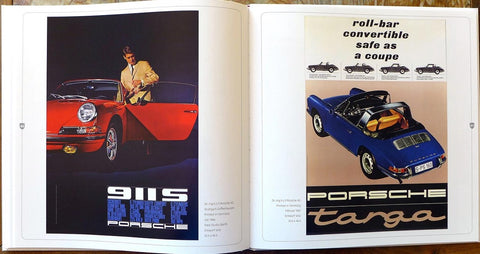 Porsche Showroom Posters - The First 25 Years Book by Everett Anton Singer