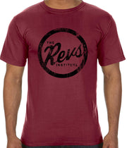 Revs Signature T-shirt - Brick
