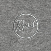 Revs Tri-blend Crew T-shirt - Premium Grey