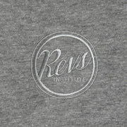 Revs Ladies Dolman Sleeve Tri-blend Top - Premium Grey