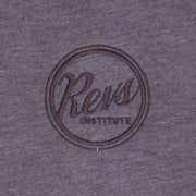 Revs Tri-blend Crew T-shirt - Vintage Purple