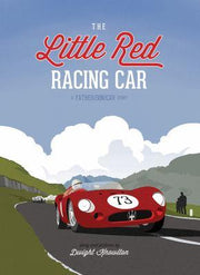 The Little Red Racing Car