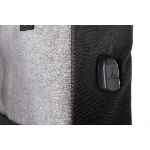Revs Canvas Tote - with USB Port