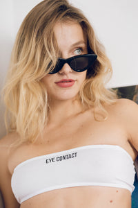 "Bandeau ""Eye Contact"""