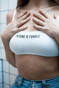 "Bandeau ""Future is Female"""