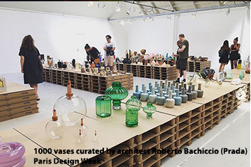 1000 Vases Paris 2018
