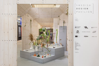 Swedish Design Pavilion London Design Week 2019