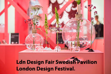 Swedish Design Pavilion London Design Week 2018