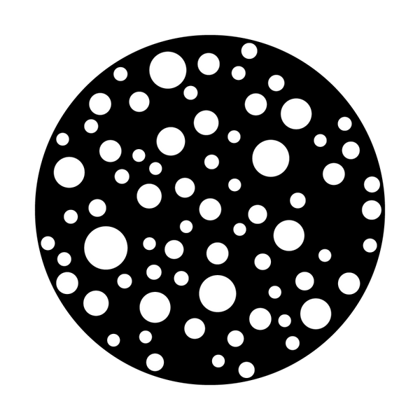 Apollo Dots - Medium Gobo