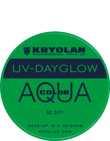 Kryolan Aquacolor UV Day-Glow