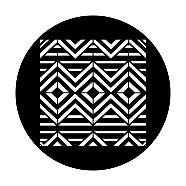 Apollo Tribal Geometric Graphic Gobo