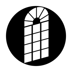 Apollo Window French Oblique Gobo