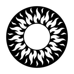 Apollo Sun Gobo