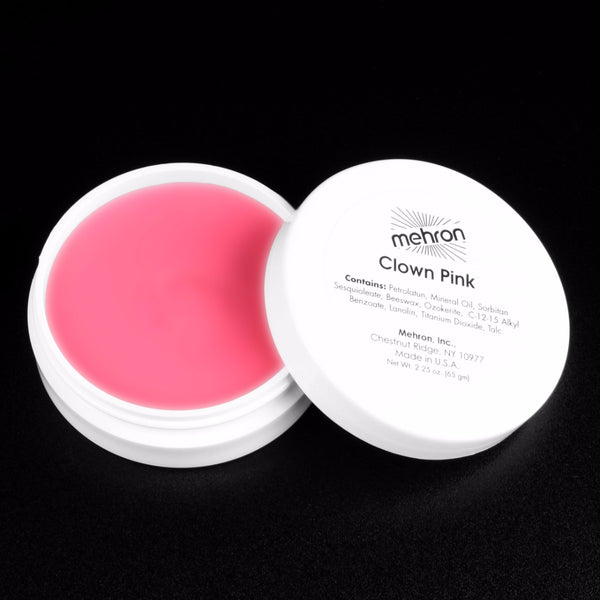 Mehron Clown Pink - 2oz.