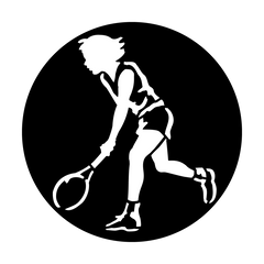 Apollo Sports - Woman Tennis Gobo