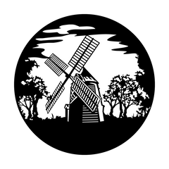 Apollo Windmill Dutch Gobo