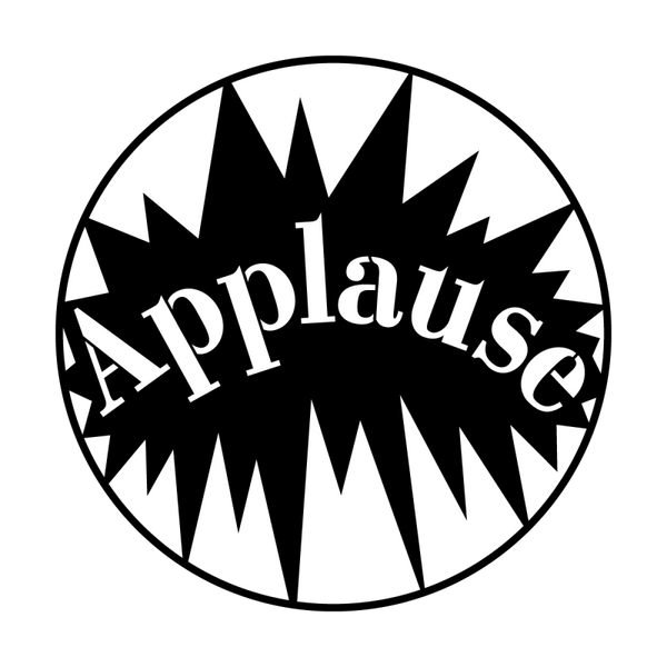 Apollo Applause Gobo
