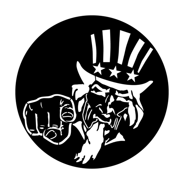 Apollo Uncle Sam Gobo