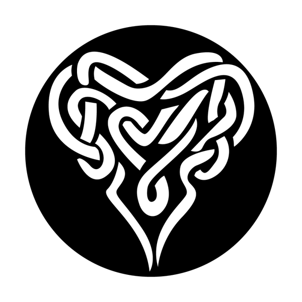 Apollo Celtic Heart Gobo