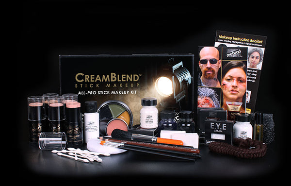 Mehron All-Pro CreamBlend Stick Kit