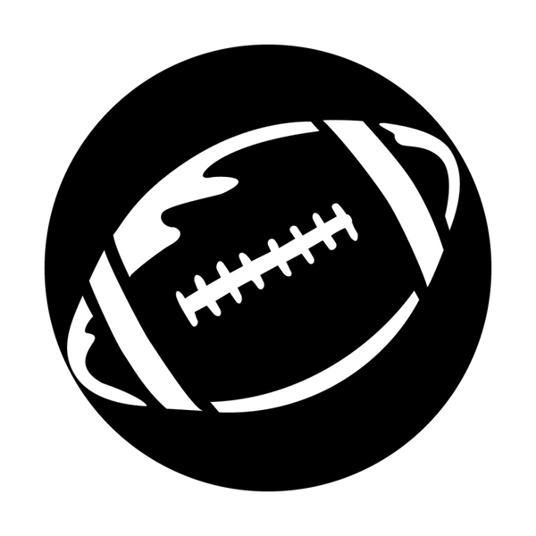 Apollo Sport Ball - Football Gobo