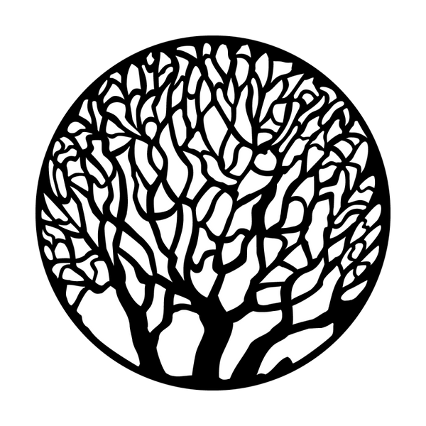 Apollo Tree - Thick Gobo