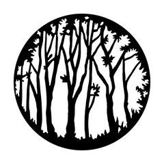 Apollo Trees - Thick Gobo
