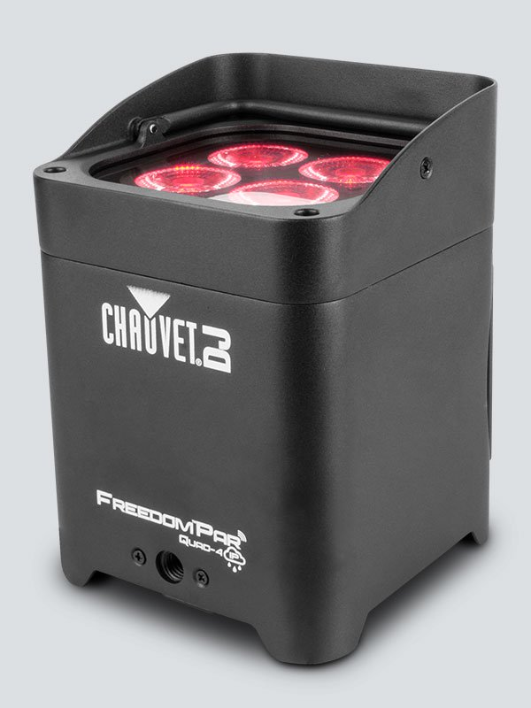 Chauvet DJ Freedom Par Quad-4 IP (w/ IRC-6 remote)