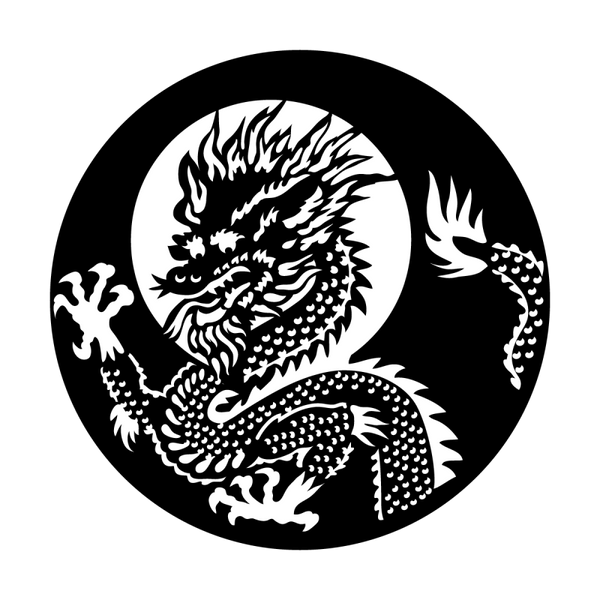 Apollo Asian Dragon Gobo