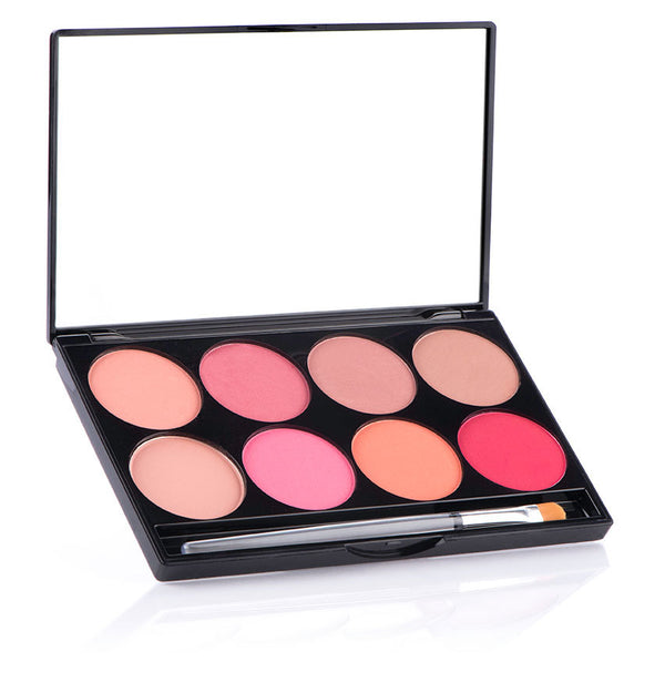 Mehron Cheek Powder - Palette - 8 colors